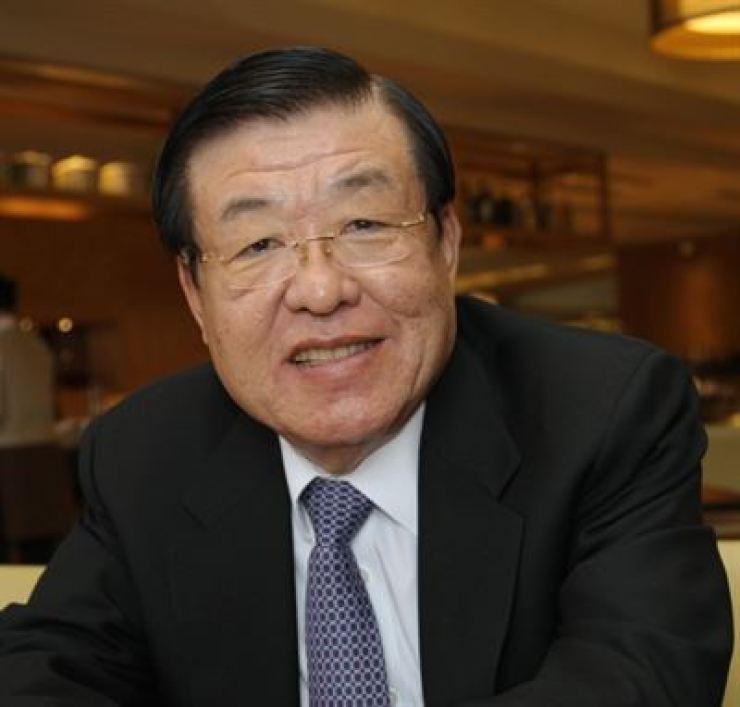 Korindo Chairman Seung Eun-ho / Korea Times file