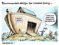 Coastal living and weather