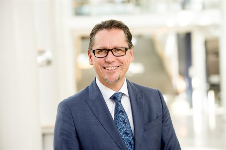 DNV's Group President and CEO Remi Eriksen / Courtesy of DNV