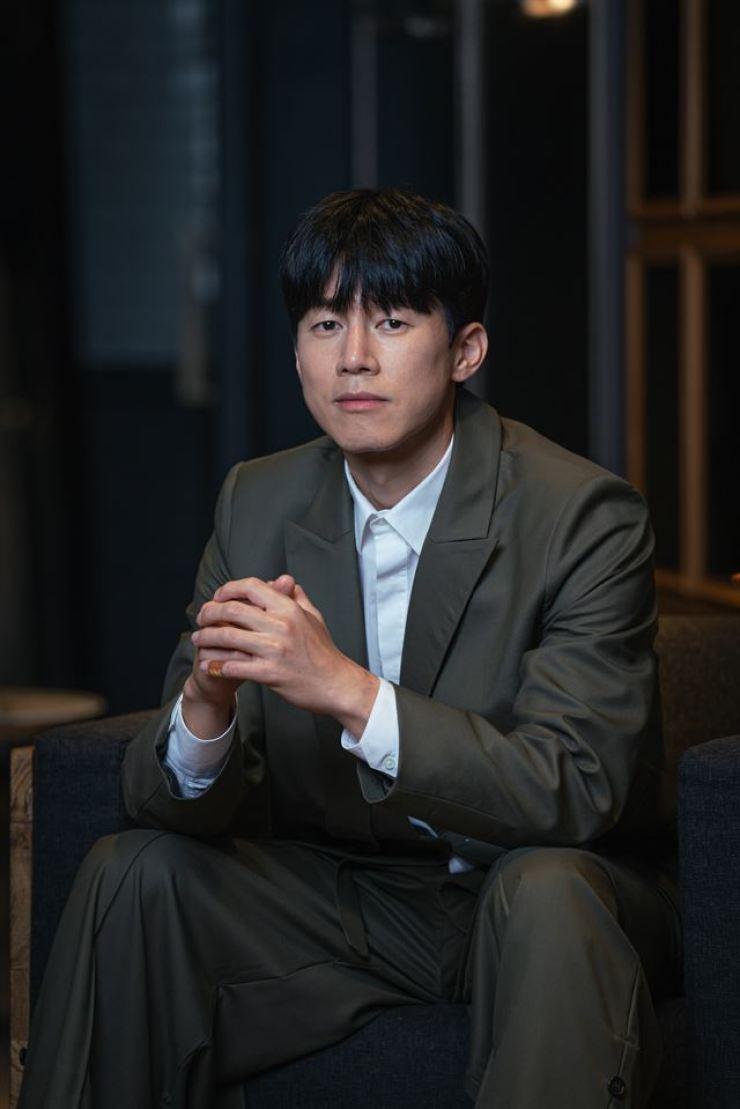 Actor Kim Mu-yeol / Courtesy of CJ ENM