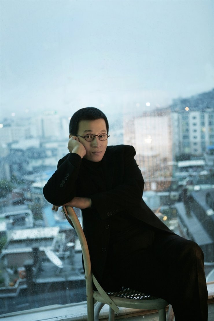 Author Lee Jung-myung / Courtesy of Lee Jung-myung