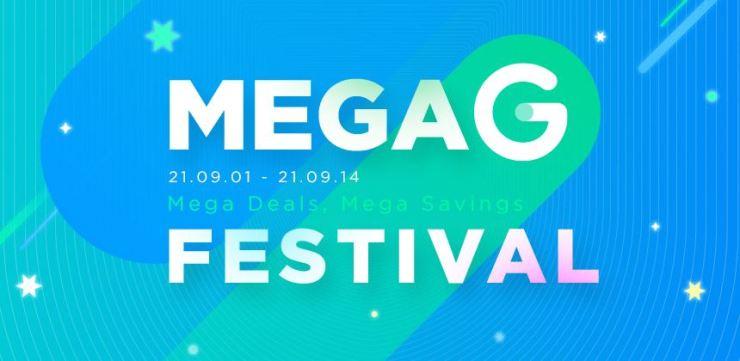 EBay Korea's Mega G sale promotional poster / Courtesy of eBay Korea