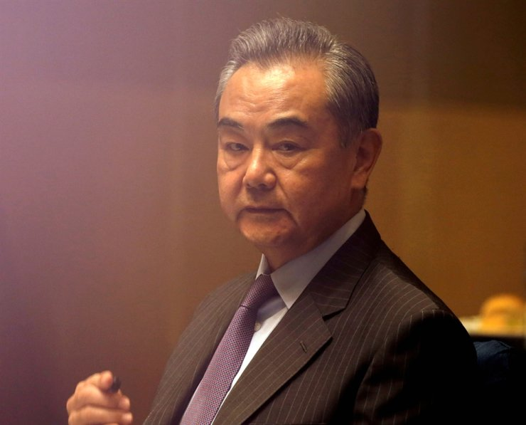 China's Foreign Minister Wang Yi / Reuters-Yonhap