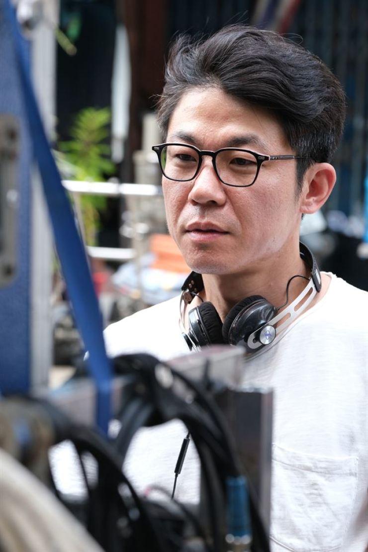 Director Hong Won-chan / Courtesy of Hive Media Corp.