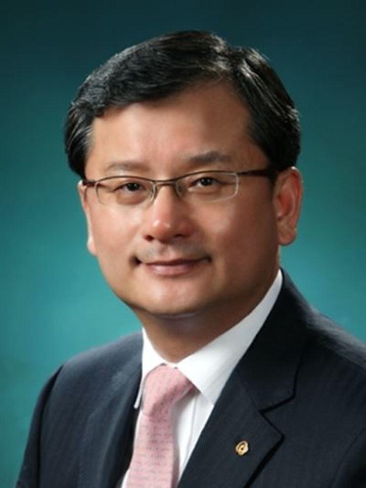 Hanwha Life Insurance CEO Yeo Seung-joo / Korea Times file