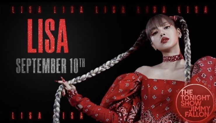 Lisa / Courtesy of YG Entertainment