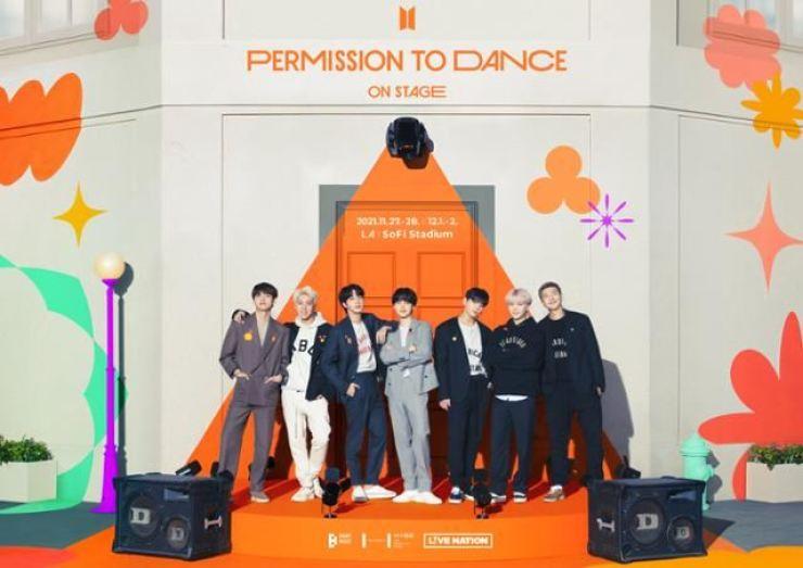 BTS / Courtesy of Big Hit Entertainment