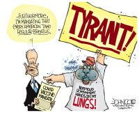 Biden breathing mandate