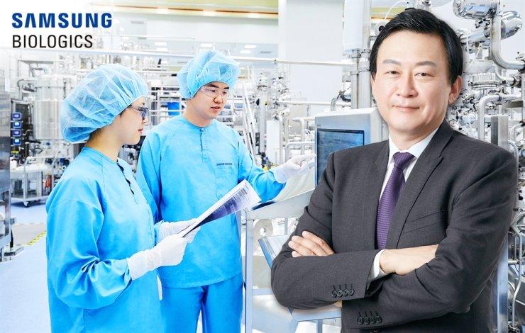Samsung Biologics CEO John Rim / Courtesy of Samsung Biologics