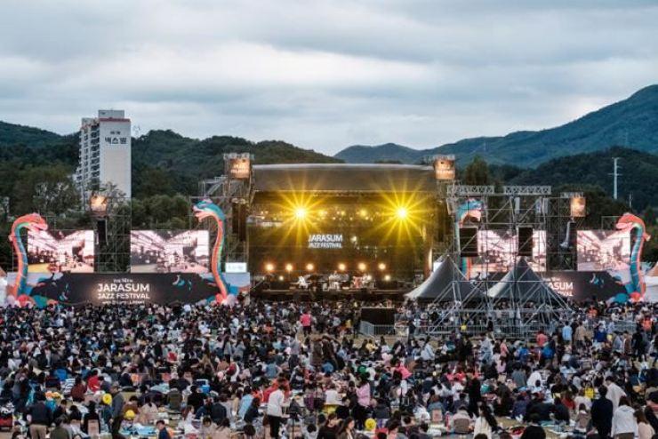 The 16th Jarasum Jazz Festival / Courtesy of the Jarasum Jazz Festival