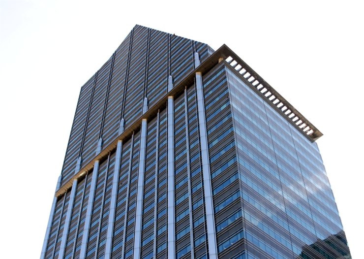 GS Group headquarters in southern Seoul / Korea Times file