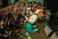Linda Lindas offer living-room performance for Pentaport
