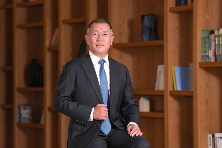 Hyundai Motor Group Chairman Chung Euisun / Courtesy of Hyundai Motor Group