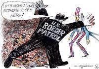 Rogue border patrol