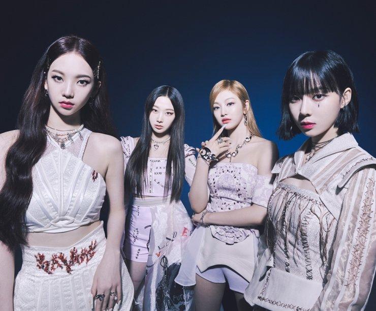 K-pop girl group aespa / Courtesy of SM Entertainment