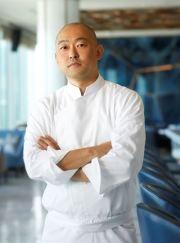 Chef Burton Yi / Courtesy of Jeju Dream Tower