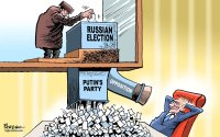 Russian election and Putin
