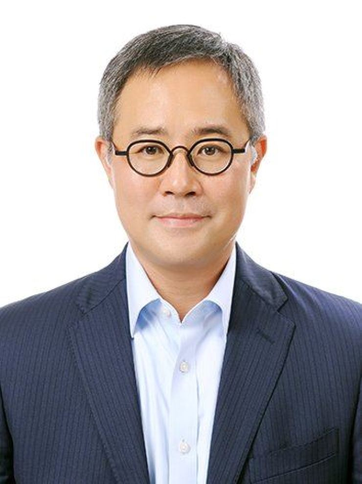 Min Kim, former divisional head of International Corporates at Standard Chartered Bank Korea / Yonhap