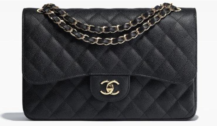 Chanel's Classic flap bag / Korea Times file