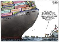 GOP's broken supply chain
