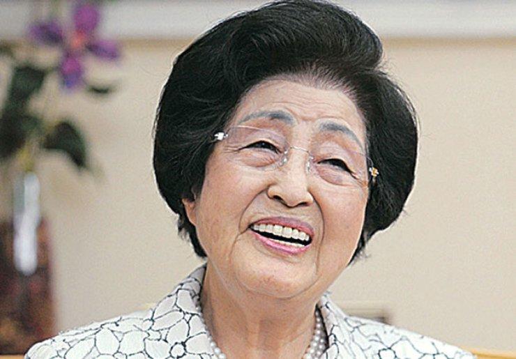 Lee Hee Ho / Korea Times files