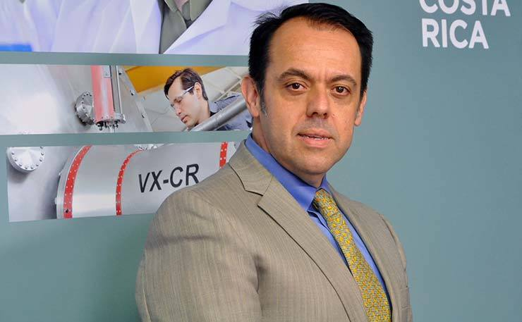 Alexander Mora, Costa Rica's foreign trade minister /Courtesy of Embassy of Costa Rica