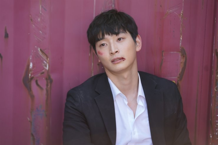 Jeong Jin-woon in a scene from the film, 'Brother' / Courtesy of The Great Company