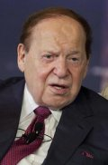 <span>Sheldon G. Adelson<br />Sands chairman</span><br /><br />