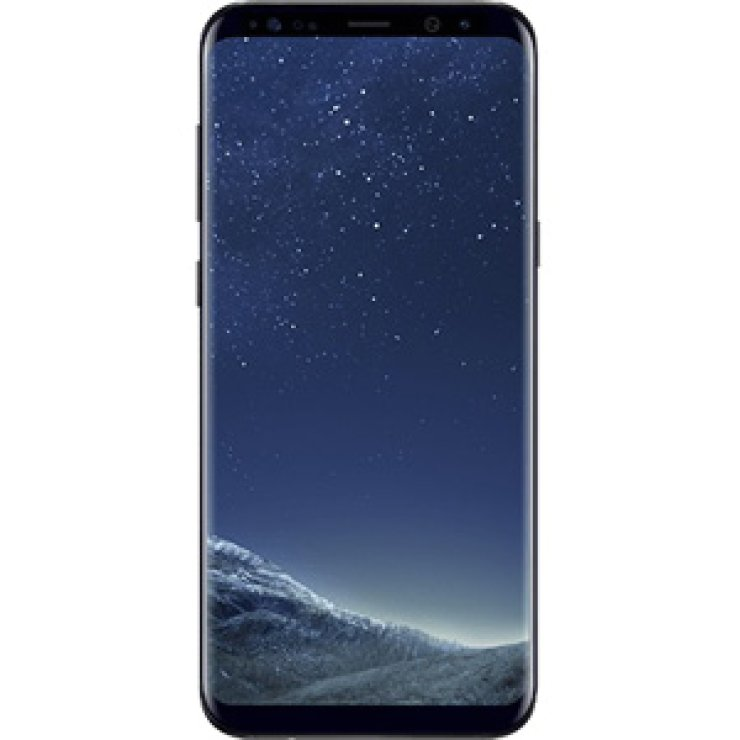 The Galaxy S8 Plus