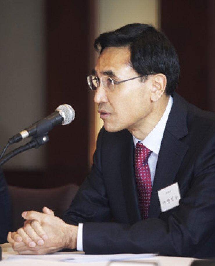 삼성화재 안민수 사장