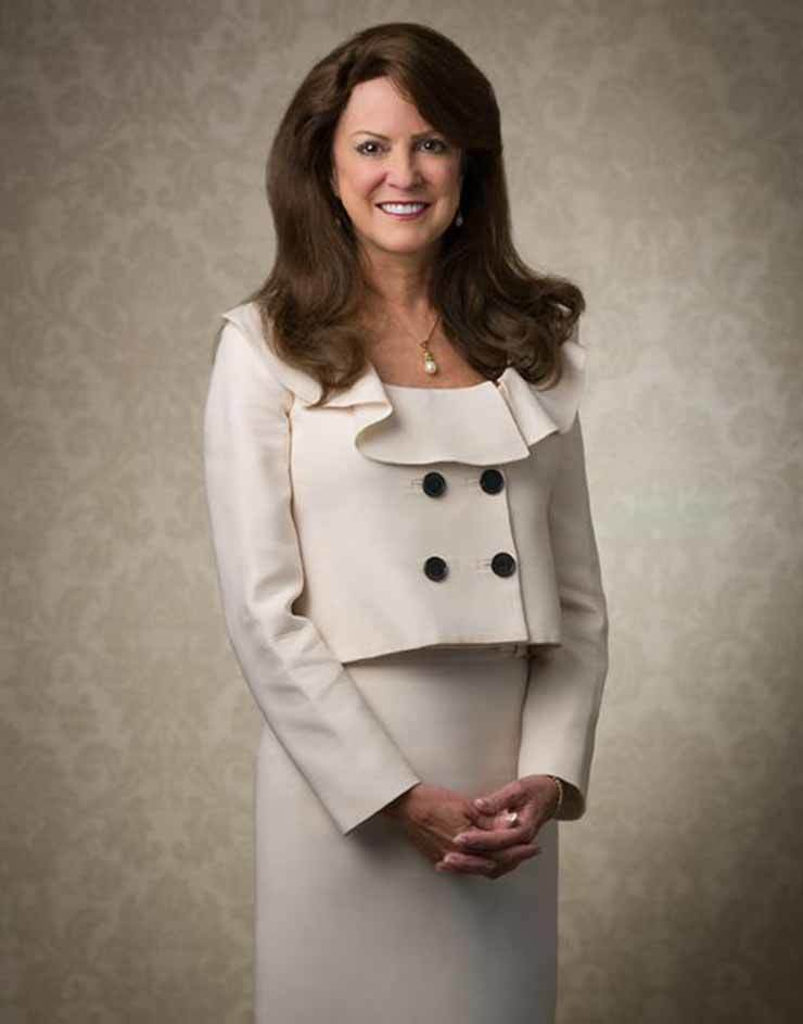Kathleen Eisbrenner, chairwoman and CEO of NextDecade, poses in this file photo./ Courtesy of NextDecade Corporation