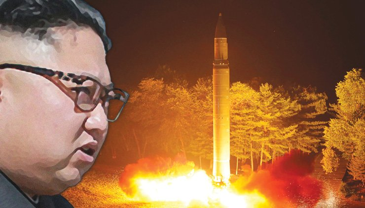 The Kim Jong-un regime has shown improved capability in developing an intercontinental ballistic missile. Analysts say that North Korea is expected to complete the development soon, calling for more diplomatic efforts to resolve the North's threats.   / Graphic by Cho Sang-won