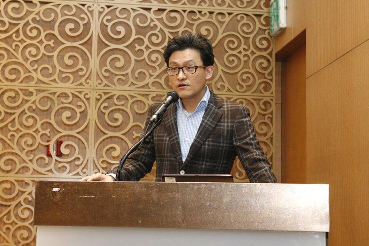 Eden Partners founder and CEO James Myong-ho Ahn / Courtesy of Eden Partners