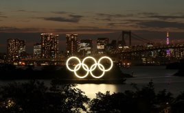 Daily life in Tokyo as Olympics approach