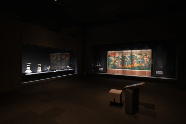 The National Museum of Korea's special exhibition, 'A Great Cultural Legacy: Masterpieces from the Bequest of the Late Samsung Chairman Lee Kun-hee' / Courtesy of NMK