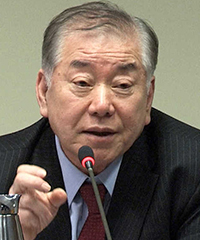 Gareth Evans  Moon Chung-in