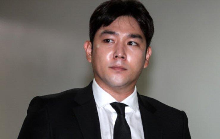 Kangin of K-pop boy band Super Junior / Yonhap