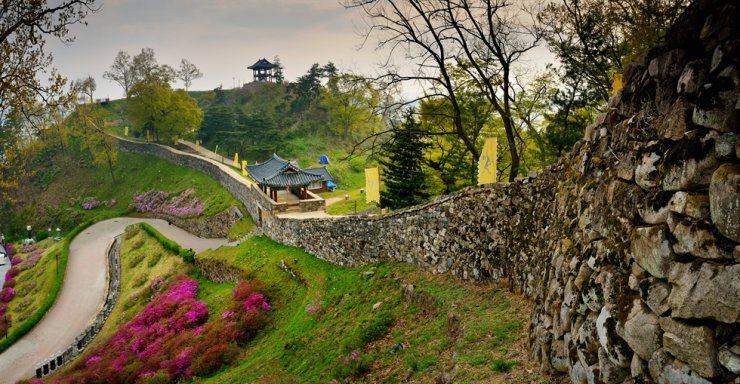 Baekje Historic Areas in Gongju, South Chungcheong Province / Courtesy of Cultural Heritage Administration