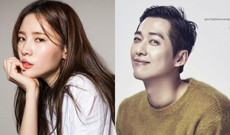 Jin A-reum, Namgun Min / Courtesy of 935 Entertainment