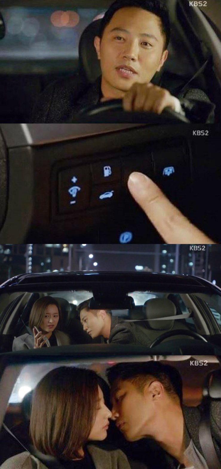 'Descendents of the Sun' / Screen captures from KBS