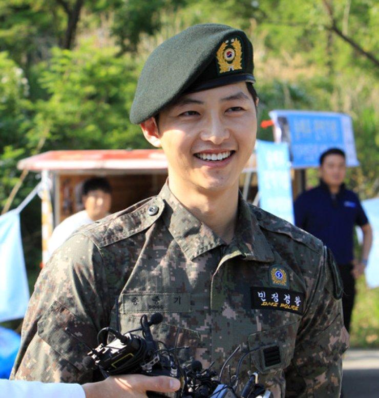 Song Joong-ki / Yonhap