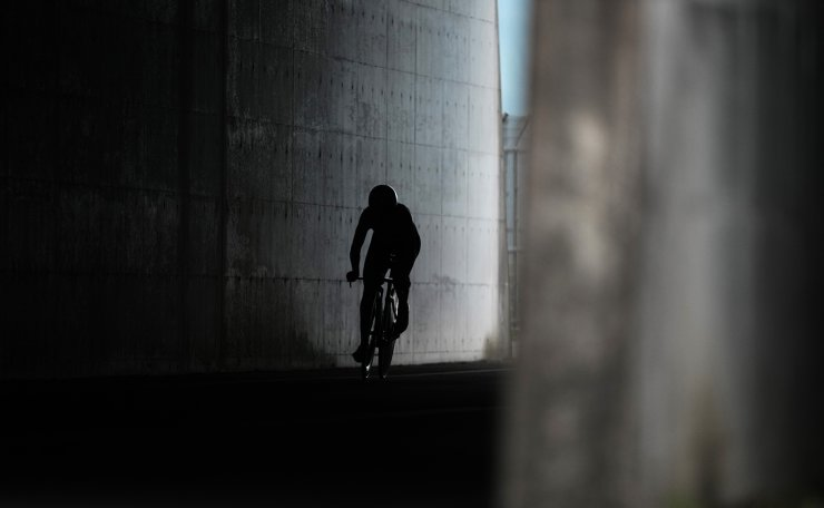 Lisa Brennauer of Germany competes during the women's cycling individual time trial at the 2020 Summer Olympics, Wednesday, July 28, 2021, in Oyama, Japan. AP