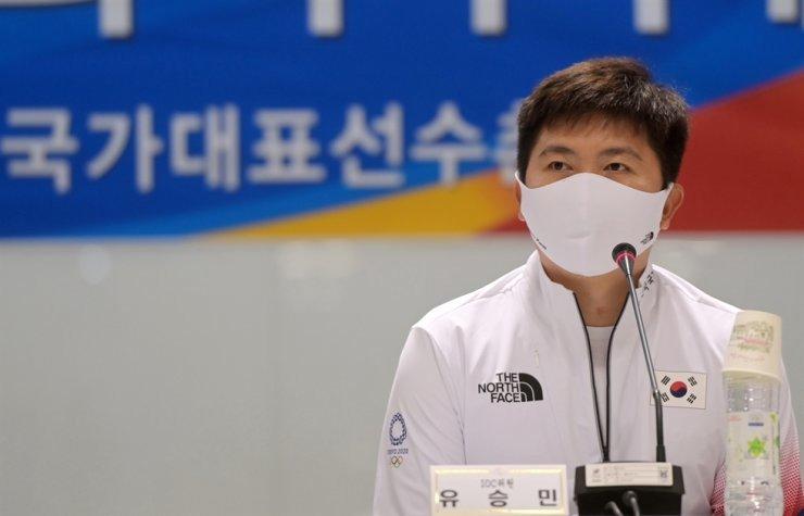 IOC member Ryu Seung-min / Korea Times file