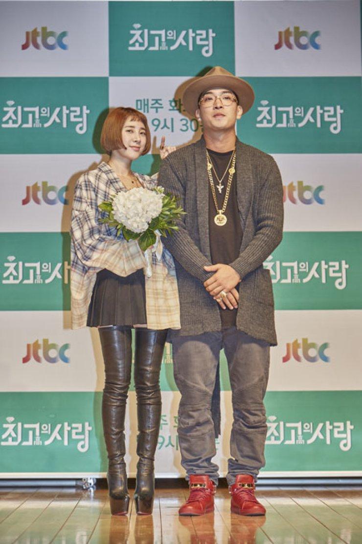 Crown J, Seo In-young reunite in