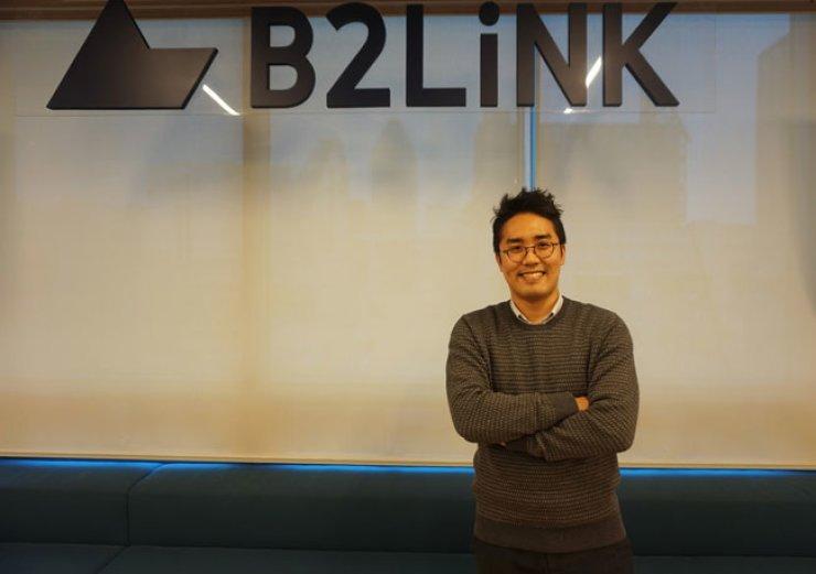 <span>B2LiNK CEO Lee So-hyung / Courtesy of B2LiNK</span><br /><br />