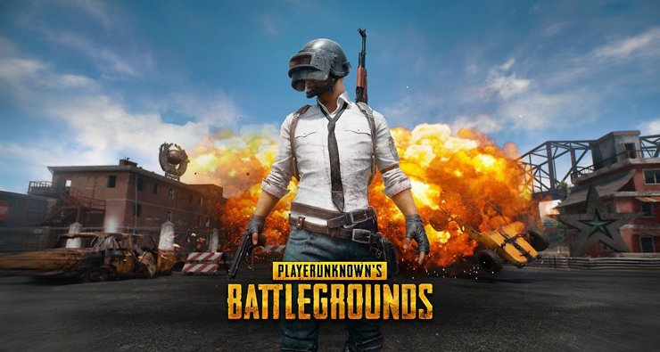 A poster for 'Playerunknown's Battlegrounds' / Courtesy of Bluehole