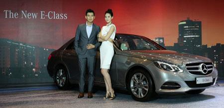 Britta Seeger, CEO of Mercedes-Benz Korea and Daimler Truck Korea