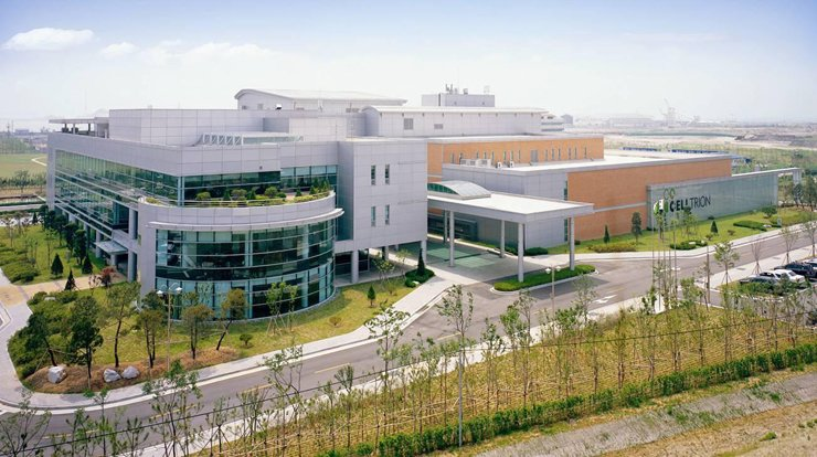 Celltrion's headquarters in Incheon / Courtesy of Celltrion