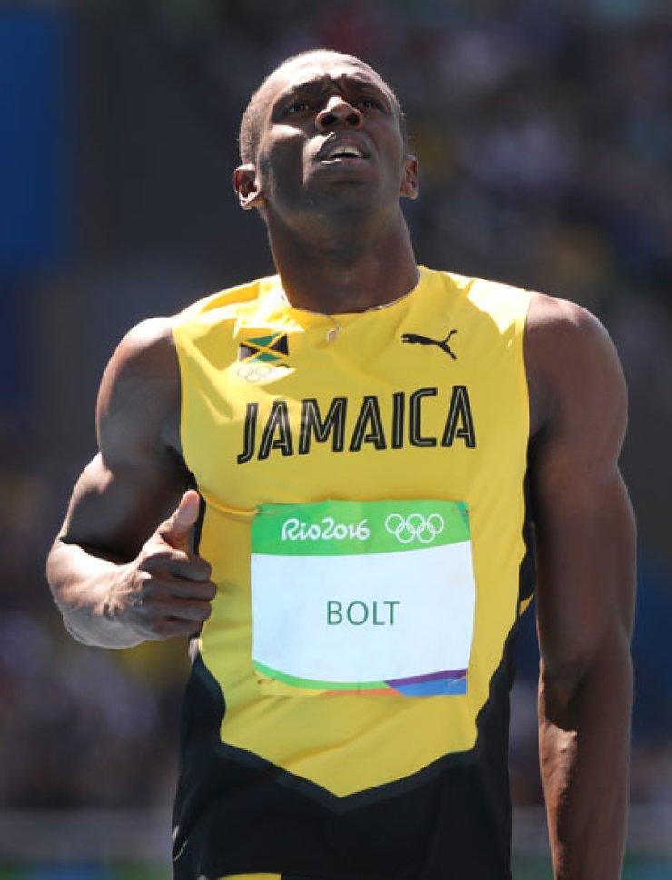 Usain Bolt / Yonhap