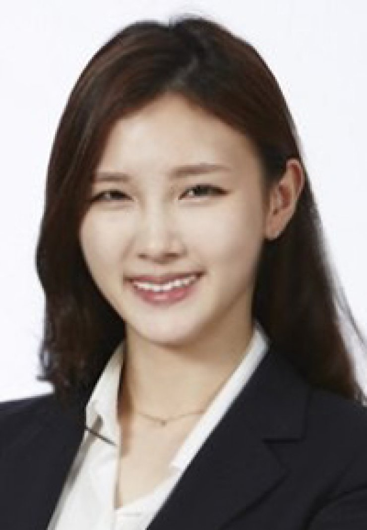 Chey Yoon-chung, SK Group Chairman Chey Tae-won's oldest daughter